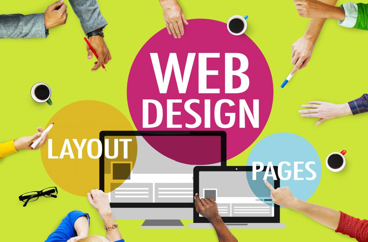 website designing company in Allahabad